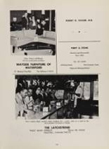 1963 New London High School Yearbook Page 202 & 203