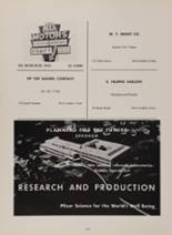 1963 New London High School Yearbook Page 206 & 207