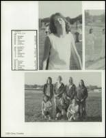 1977 Red Bluff Union High School Yearbook Page 132 & 133