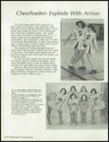 1977 Red Bluff Union High School Yearbook Page 156 & 157