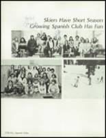1977 Red Bluff Union High School Yearbook Page 182 & 183