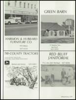 1977 Red Bluff Union High School Yearbook Page 200 & 201