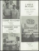 1977 Red Bluff Union High School Yearbook Page 204 & 205