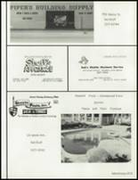 1977 Red Bluff Union High School Yearbook Page 206 & 207