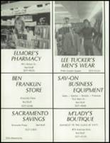 1977 Red Bluff Union High School Yearbook Page 210 & 211