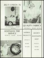1977 Red Bluff Union High School Yearbook Page 212 & 213