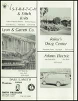 1977 Red Bluff Union High School Yearbook Page 218 & 219