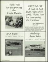 1977 Red Bluff Union High School Yearbook Page 222 & 223