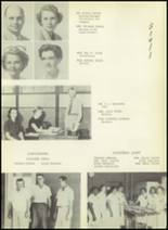 1955 El Campo High School Yearbook Page 12 & 13