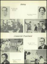 1955 El Campo High School Yearbook Page 16 & 17