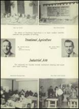 1955 El Campo High School Yearbook Page 18 & 19