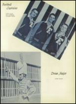 1955 El Campo High School Yearbook Page 28 & 29
