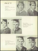 1955 El Campo High School Yearbook Page 40 & 41