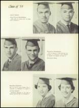 1955 El Campo High School Yearbook Page 42 & 43