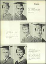1955 El Campo High School Yearbook Page 44 & 45