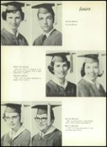 1955 El Campo High School Yearbook Page 46 & 47