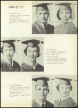 1955 El Campo High School Yearbook Page 48 & 49