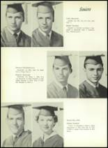 1955 El Campo High School Yearbook Page 50 & 51