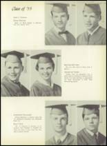 1955 El Campo High School Yearbook Page 52 & 53