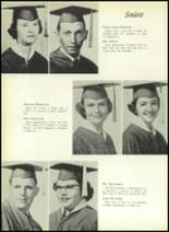 1955 El Campo High School Yearbook Page 54 & 55