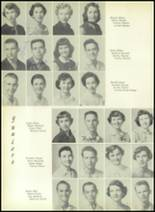 1955 El Campo High School Yearbook Page 60 & 61
