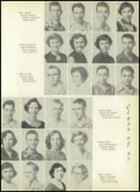 1955 El Campo High School Yearbook Page 62 & 63