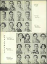 1955 El Campo High School Yearbook Page 64 & 65