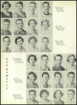 1955 El Campo High School Yearbook Page 66 & 67