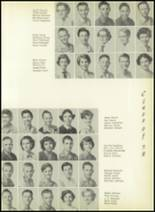 1955 El Campo High School Yearbook Page 70 & 71