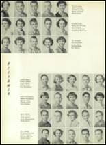 1955 El Campo High School Yearbook Page 72 & 73