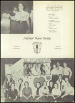1955 El Campo High School Yearbook Page 76 & 77