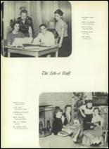 1955 El Campo High School Yearbook Page 78 & 79