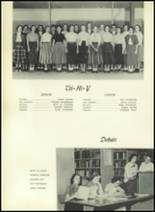 1955 El Campo High School Yearbook Page 86 & 87