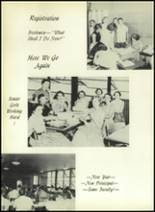 1955 El Campo High School Yearbook Page 88 & 89