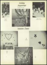 1955 El Campo High School Yearbook Page 90 & 91