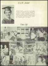 1955 El Campo High School Yearbook Page 92 & 93