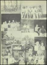 1955 El Campo High School Yearbook Page 94 & 95