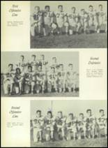 1955 El Campo High School Yearbook Page 98 & 99