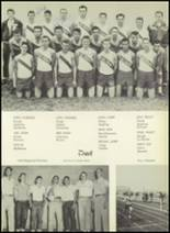 1955 El Campo High School Yearbook Page 102 & 103