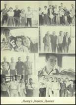 1955 El Campo High School Yearbook Page 108 & 109