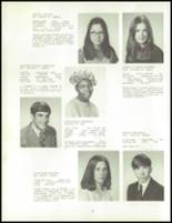 1970 Lincoln-Sudbury Regional High School Yearbook Page 20 & 21