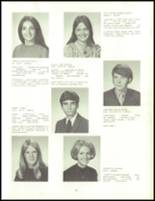 1970 Lincoln-Sudbury Regional High School Yearbook Page 22 & 23
