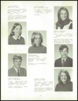 1970 Lincoln-Sudbury Regional High School Yearbook Page 24 & 25