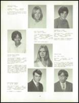 1970 Lincoln-Sudbury Regional High School Yearbook Page 28 & 29