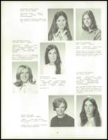 1970 Lincoln-Sudbury Regional High School Yearbook Page 34 & 35