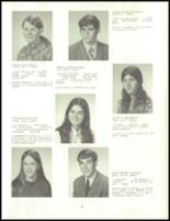 1970 Lincoln-Sudbury Regional High School Yearbook Page 40 & 41