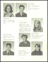 1970 Lincoln-Sudbury Regional High School Yearbook Page 44 & 45