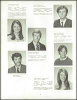 1970 Lincoln-Sudbury Regional High School Yearbook Page 48 & 49
