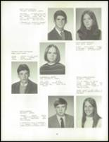 1970 Lincoln-Sudbury Regional High School Yearbook Page 54 & 55