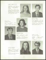 1970 Lincoln-Sudbury Regional High School Yearbook Page 56 & 57